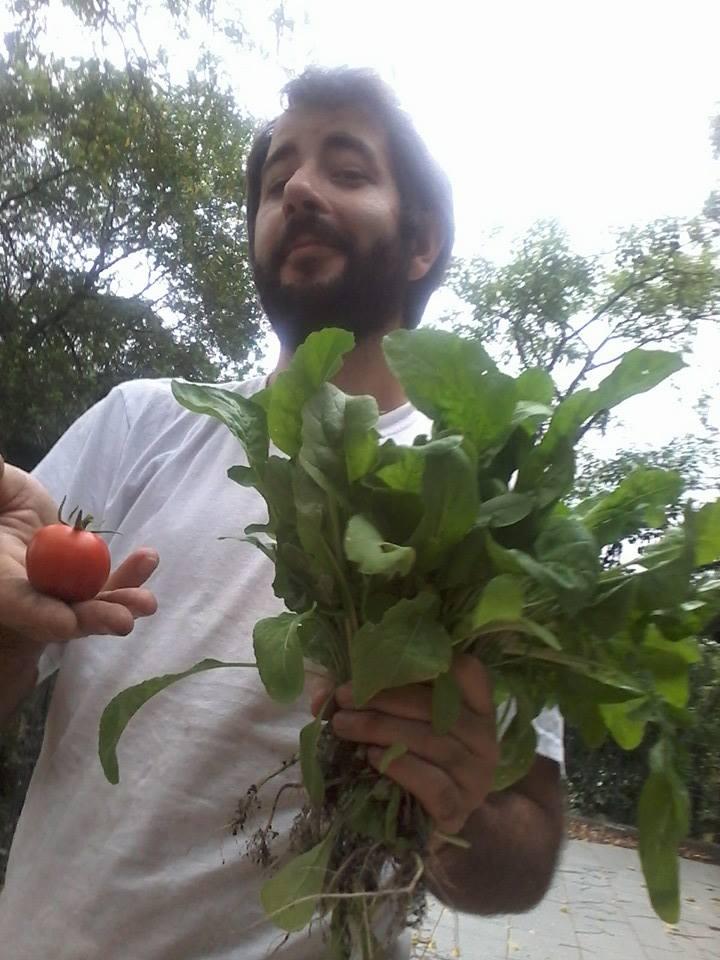 Fui plantar tomate e ser feliz. Na eleição de 2012 passei a tarde em itapoã. Nas três anteriores flanei pelo Rio. É PENTA!!!!